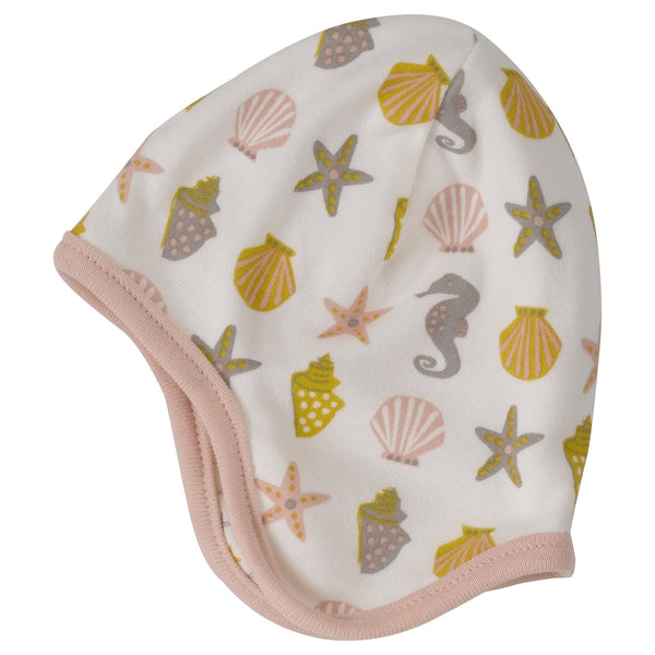 Reversible seaside bonnet