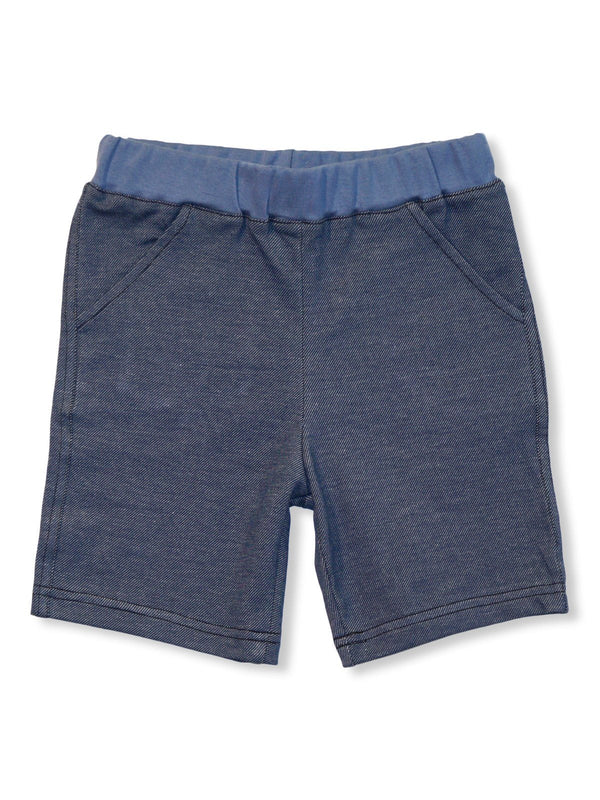 Shorts light denim look JNY