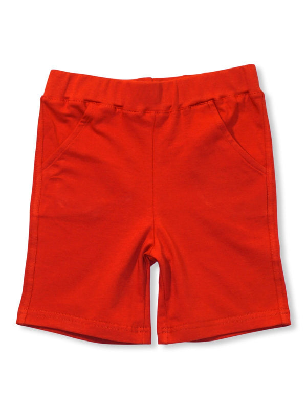 Shorts red JNY Bottoms JNY colourful kids