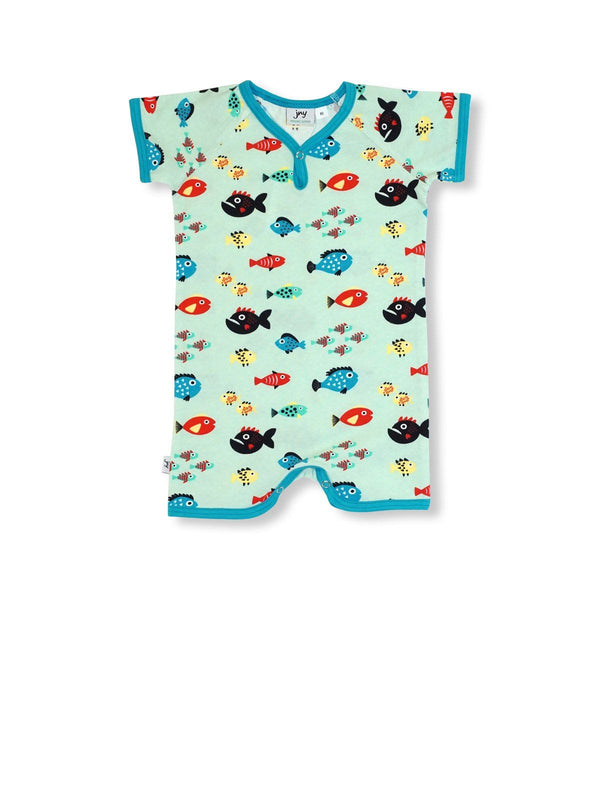 Fishes summer suit JNY