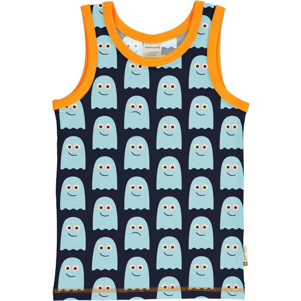 Ghost tank top Maxomorra Tops Maxomorra