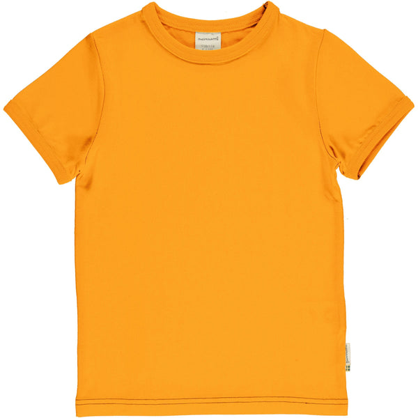 Top SS tangerine Maxomorra Tops Maxomorra