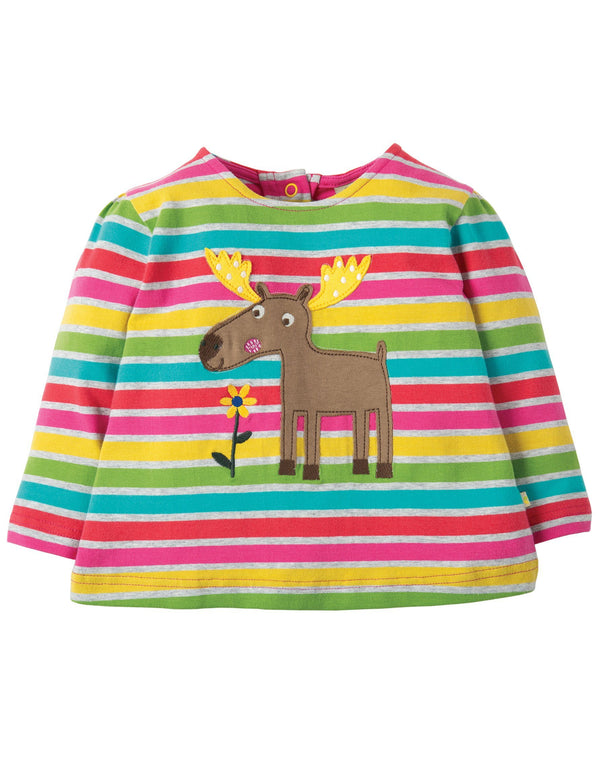 Moose top Frugi