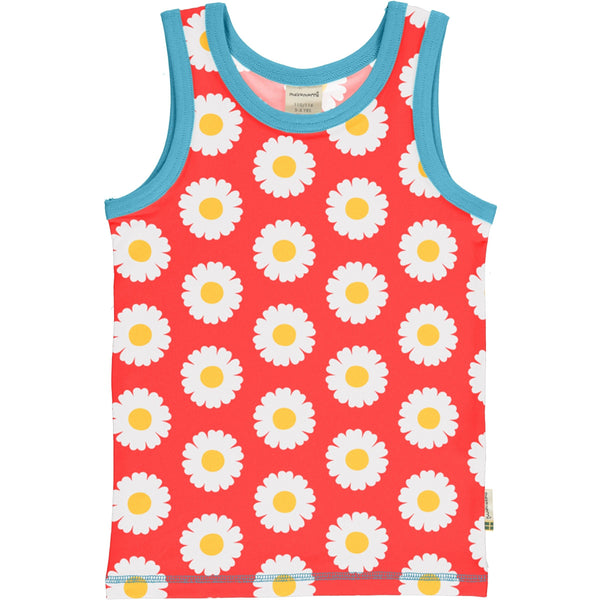 Daisy tank top Maxomorra Tops Maxomorra