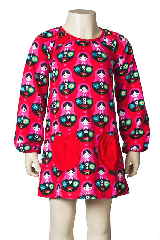 Matryoshka dress