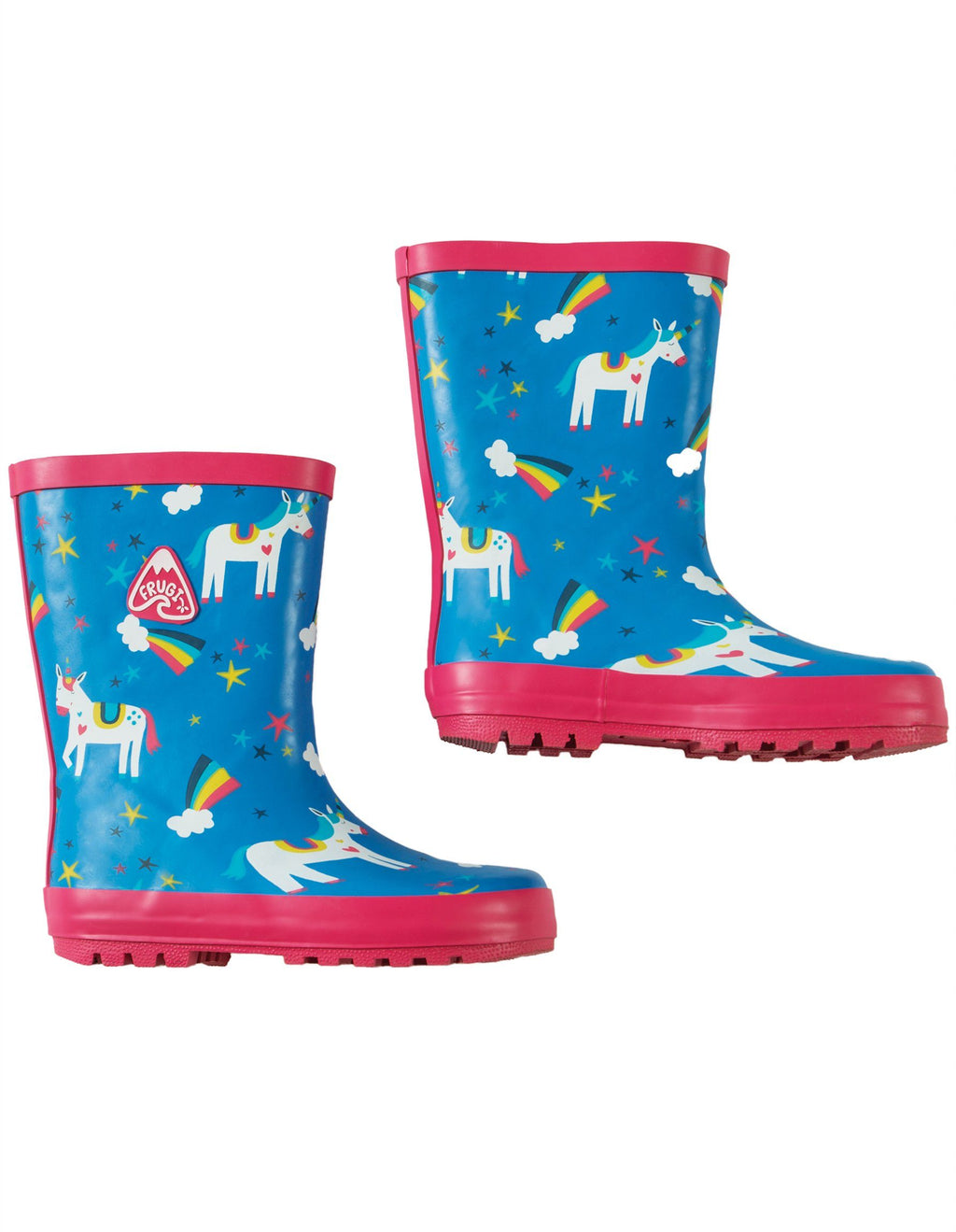 Wellington boots - rainbow magic