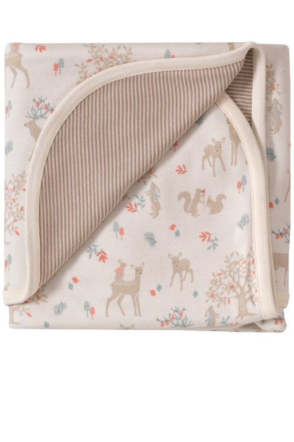 Woodland blanket - deer