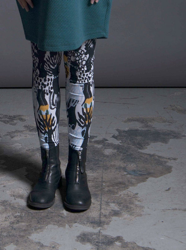 Leggings dark forest WOMAN Aarrekid