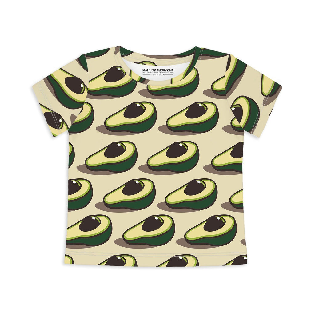 T-shirt avocado