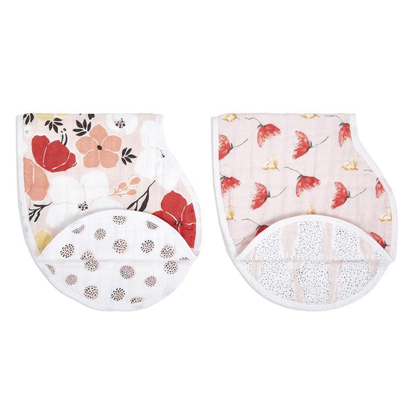 2-pack burpy bibs picked for you aden + anais Bib Aden + Anais