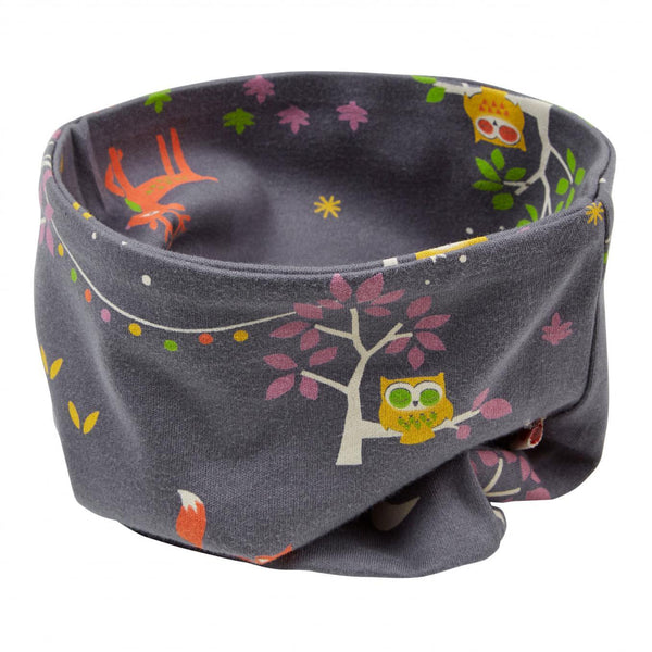 Kids neck warmer winter woodland Piccalilly Scarf Piccalilly