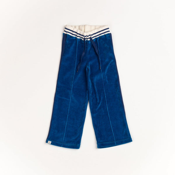 Box pants Mykonos blue AlbaBaby