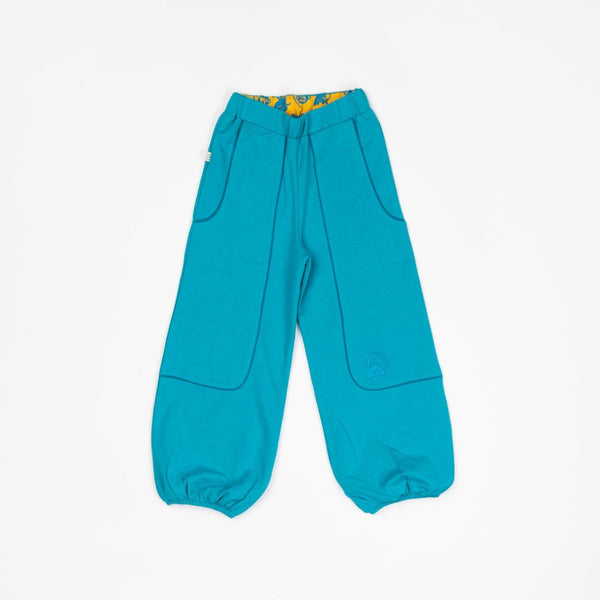 Hobo baggy pants algiers blue AlbaBaby Bottoms Alba of Denmark