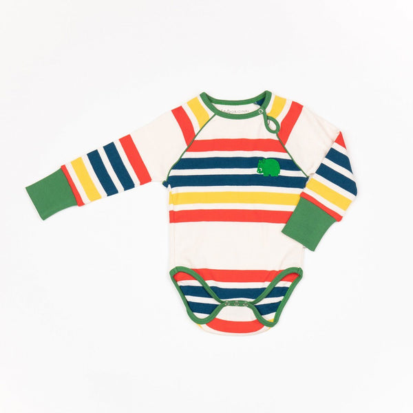 Kim body magic rainbow stripes AlbaBaby