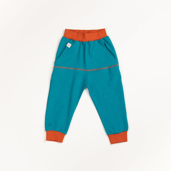 Kristoffer pants blue atoll AlbaBaby