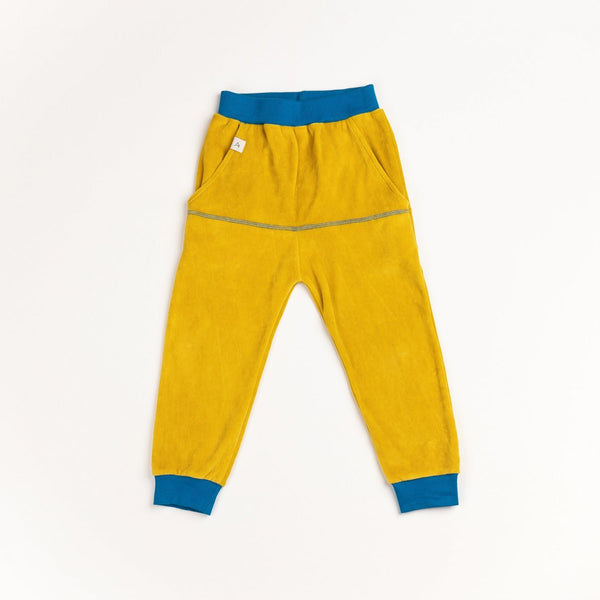 Kristoffer pants Ceylon yellow AlbaBaby