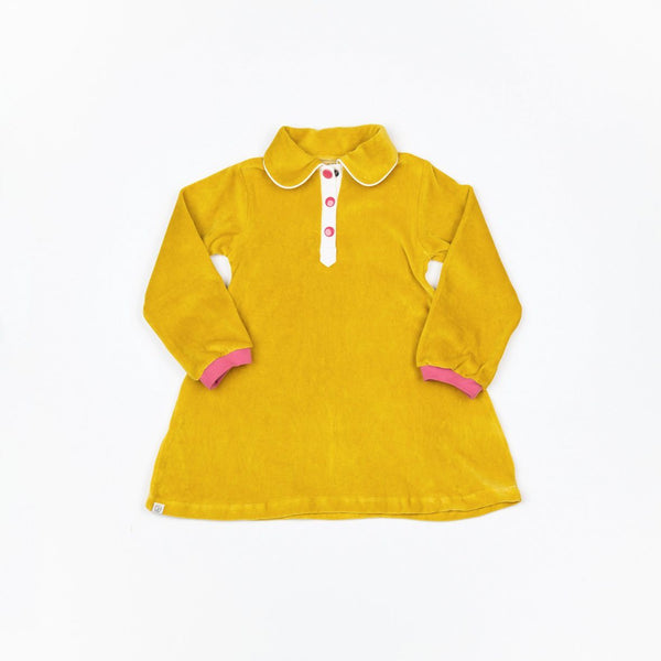 Moonlight dress Ceylon yellow AlbaBaby