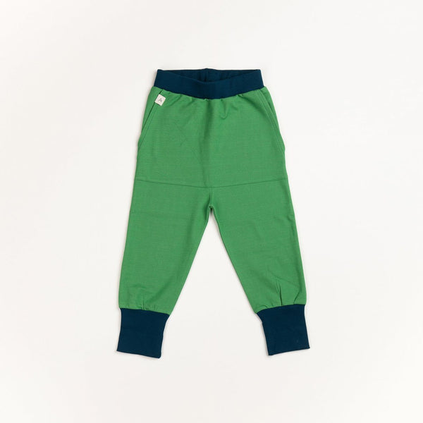 Ocean cruise pants juniper AlbaBaby Bottoms Alba of Denmark