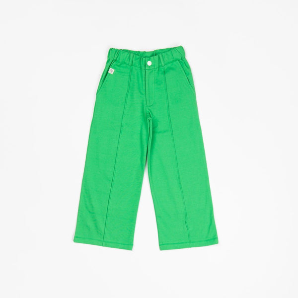 Rock it box pants kelly green AlbaBaby Bottoms Alba of Denmark