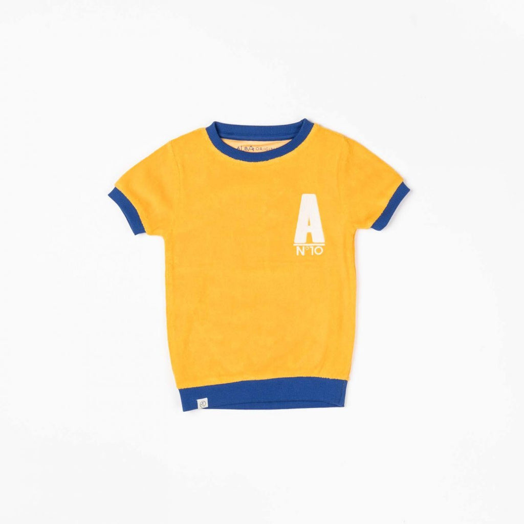 Roy t-shirt beeswax AlbaBaby