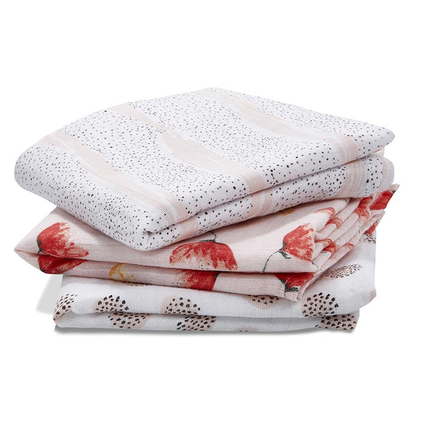 Muslin squares picked for you 3-pack