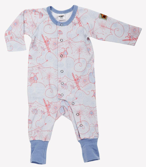 Rabbits in the sky jumpsuit