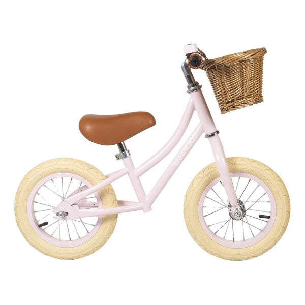 Balance bike First Go! - pink