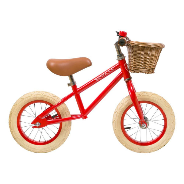 Balance bike First Go! - red