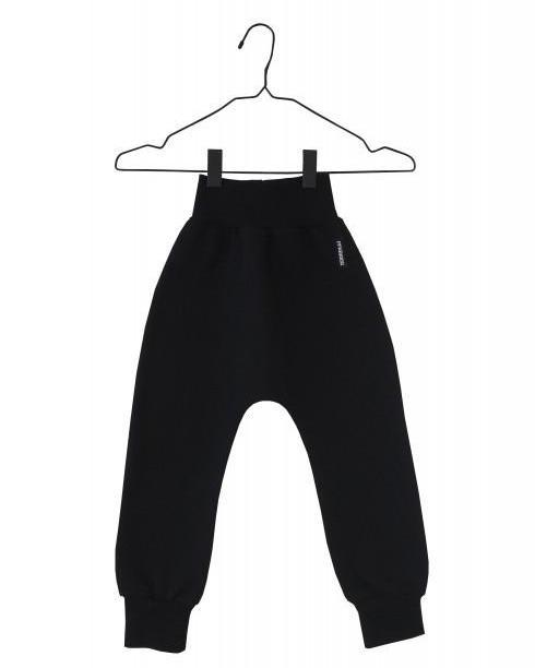 Baggy pants black Bottoms Aarrekid