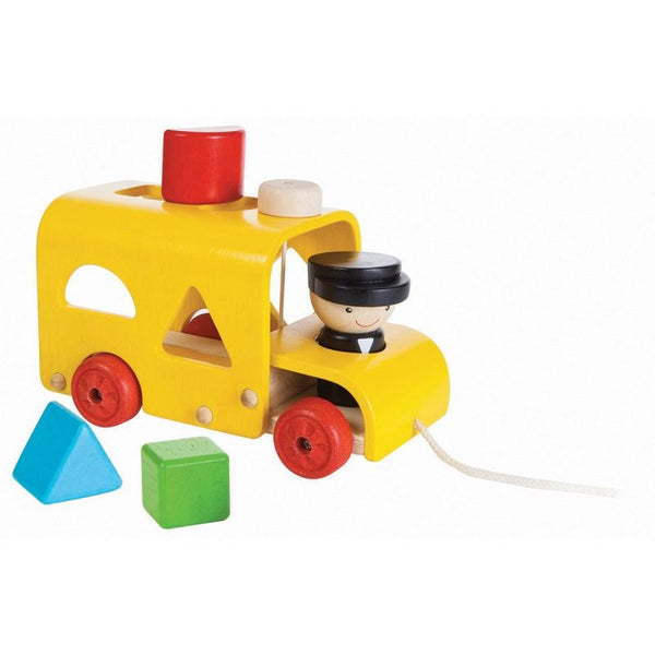 Sorting bus PlanToys