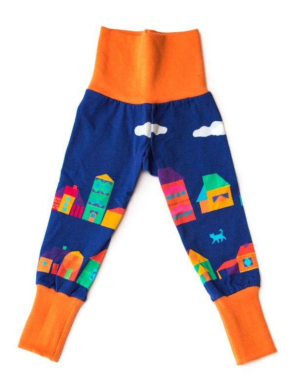 City at night leggings Merle Bottoms Merle