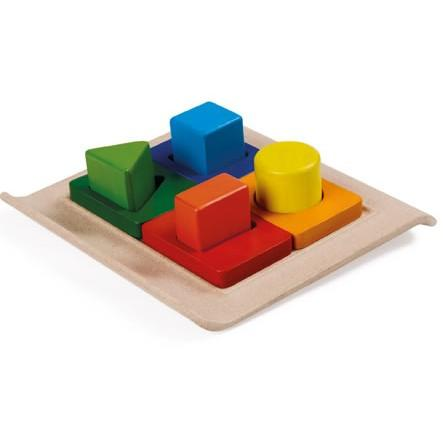 Shape sorter PlanToys