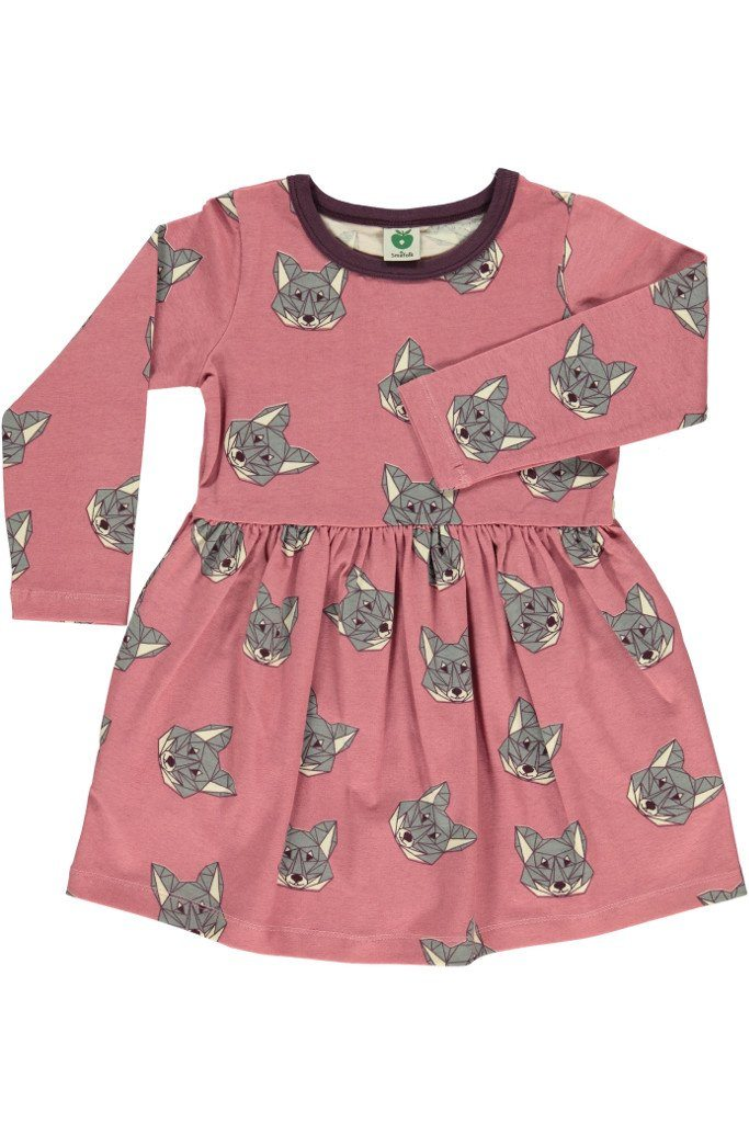 Fox dress Dresses Smafolk