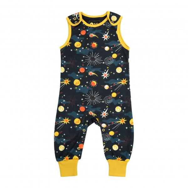 Solar space dungarees Piccalilly Dungarees Piccalilly