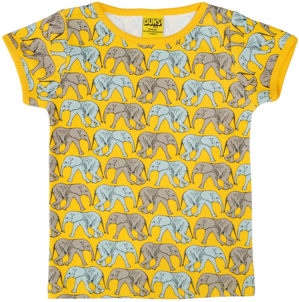 Elephant walk t-shirt Duns Sweden