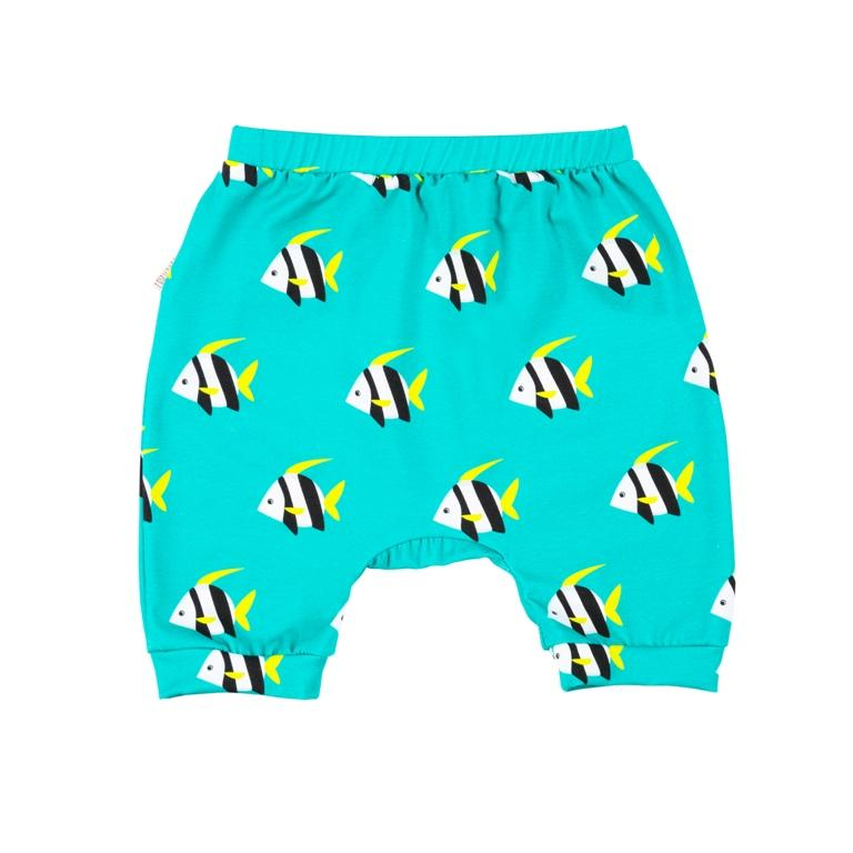 Fish shorts Malinami Bottoms Malinami