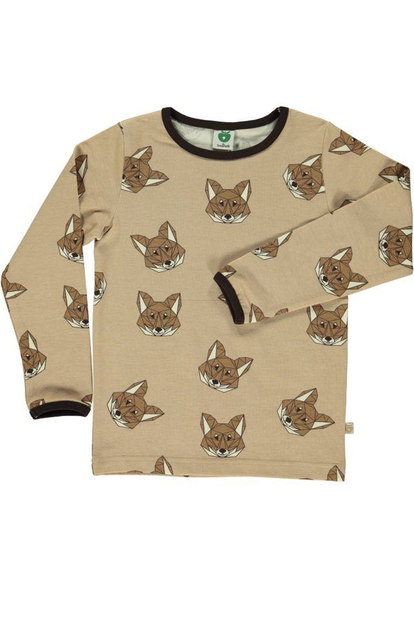 Fox shirt Tops Smafolk