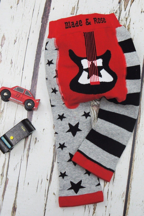 Guitar leggings