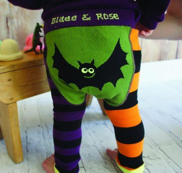 Bat leggings - Halloween