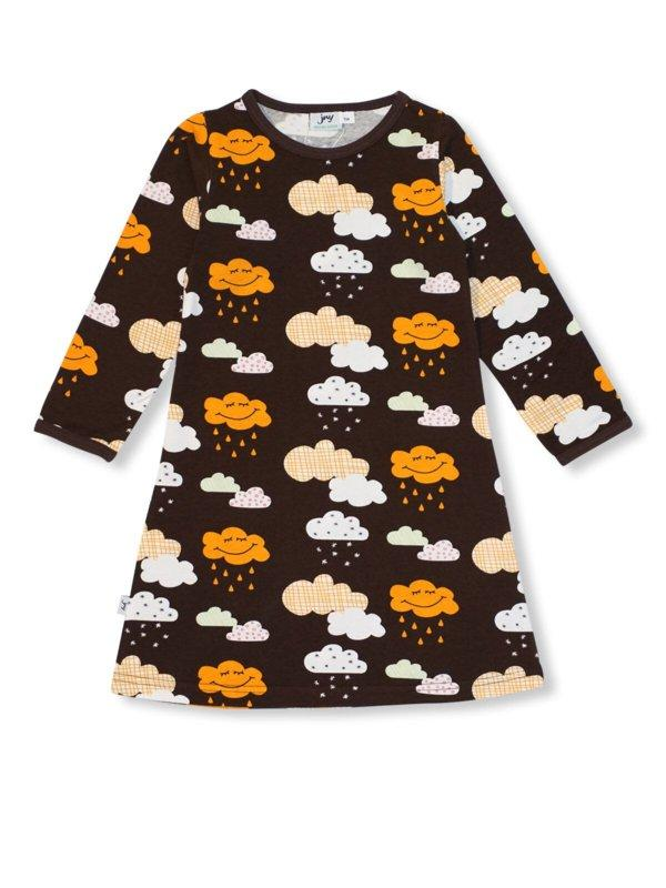 Dress happy clouds JNY