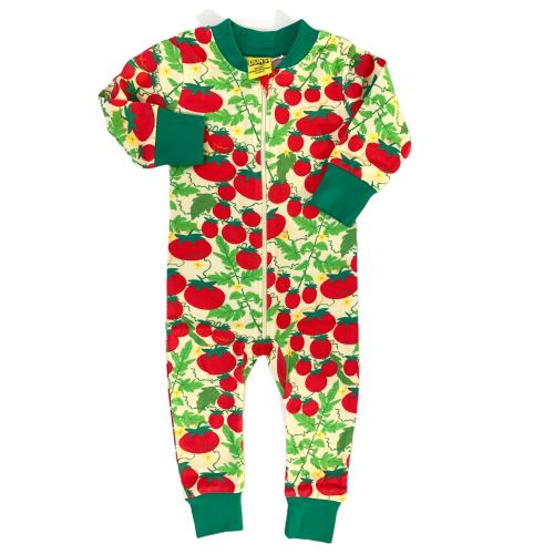 Tomatoes zip suit Duns Sweden Playsuit Duns Sweden