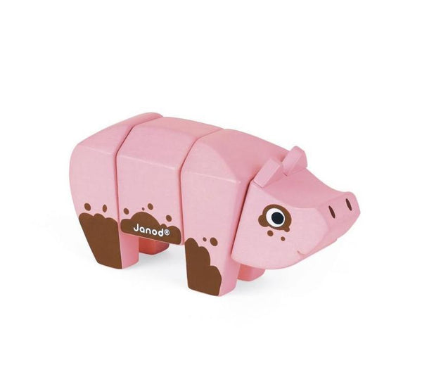 Animal kit pig Toys Janod