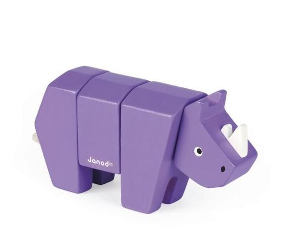 Animal kit rhino Toys Janod