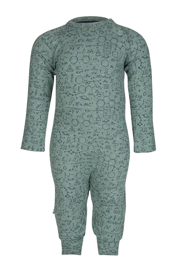 Jumpy jumper playsuit science
