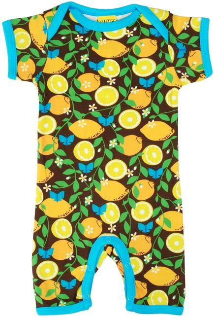Summer suit lemon Duns Sweden