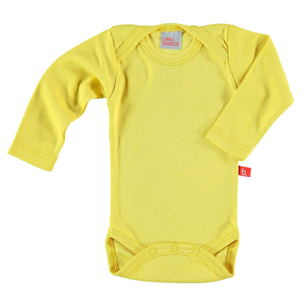 Body LS yellow Body LimoBasics