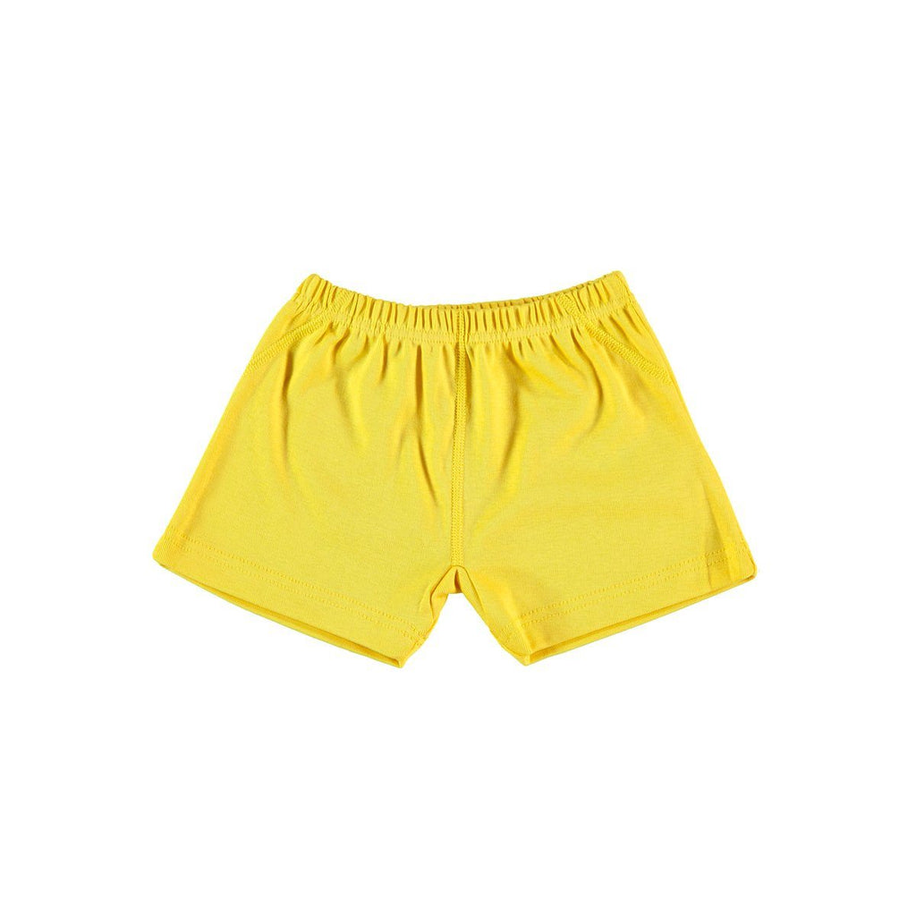 Shorts yellow Bottoms LimoBasics