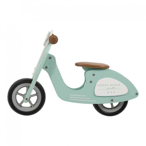 Wooden scooter | balance bike Little Dutch