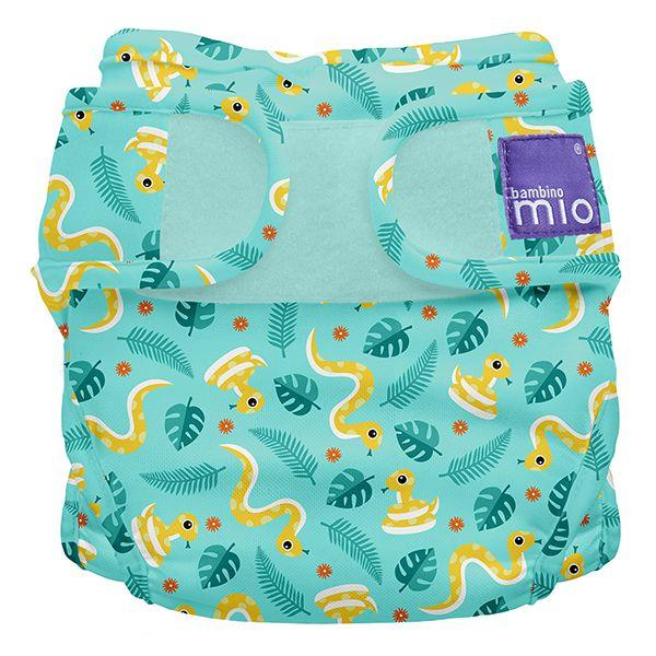 Nappy cover miosoft jungle snake Bambino Mio