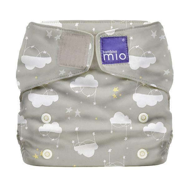 All-in-one reusable nappy cloud nine Bambino Mio